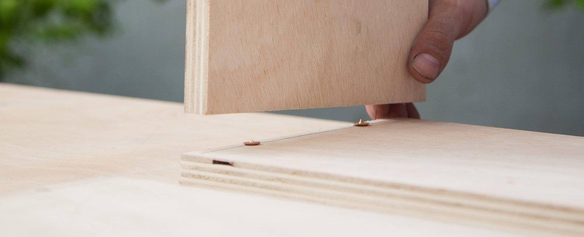 Fabriquer Une Biblioth Que En Bois Projets Tutoriel De Bricolage  # Fabriquer Bibliotheque En Bois
