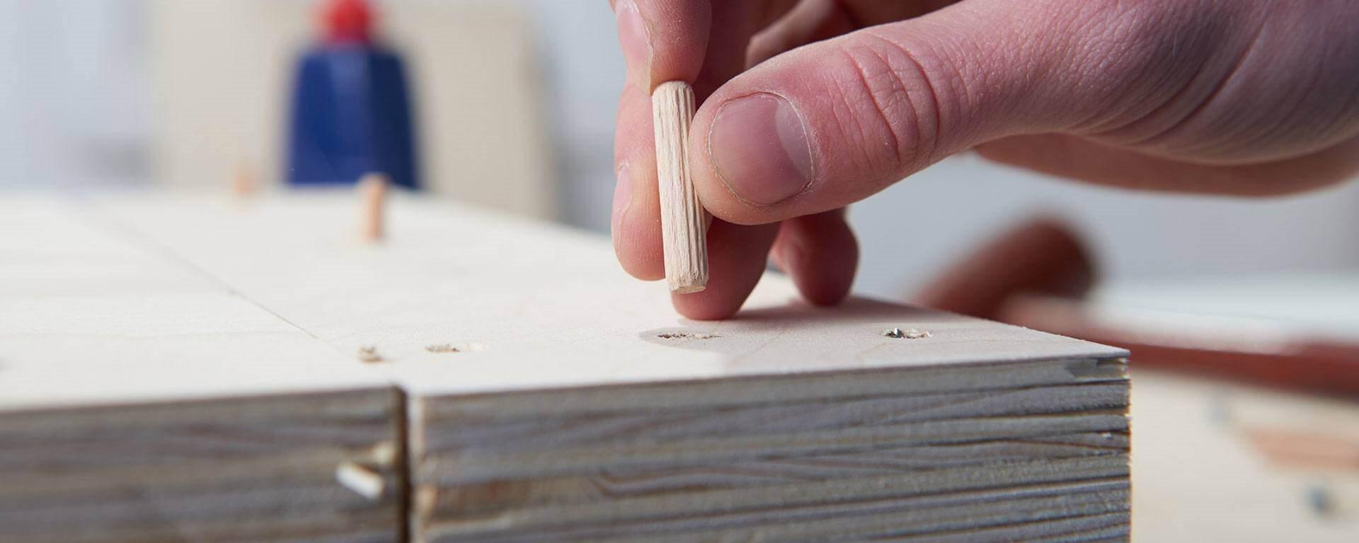 fabriquer un meuble tv en bois contreplaqu. Black Bedroom Furniture Sets. Home Design Ideas